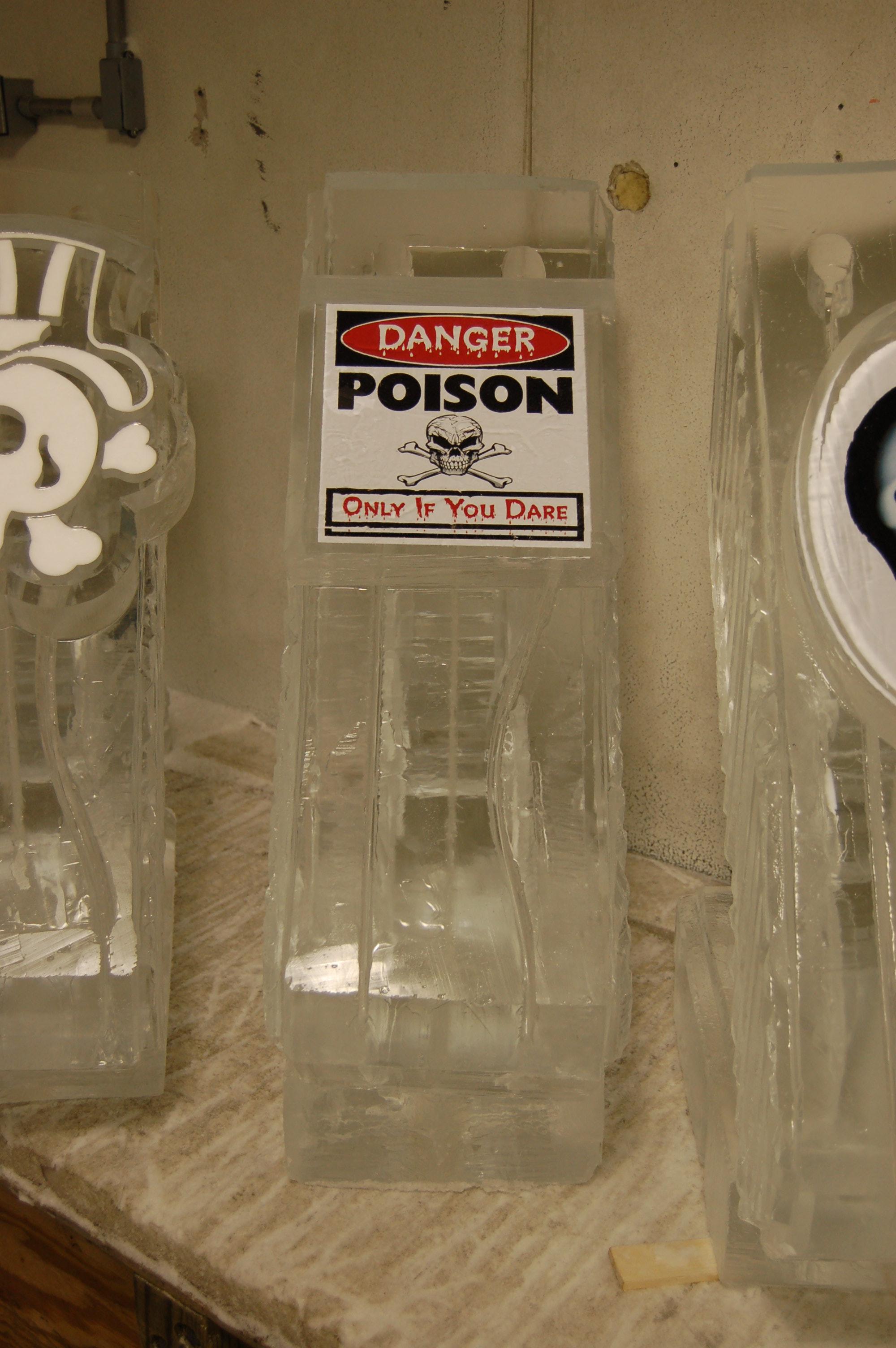 Poison Luge