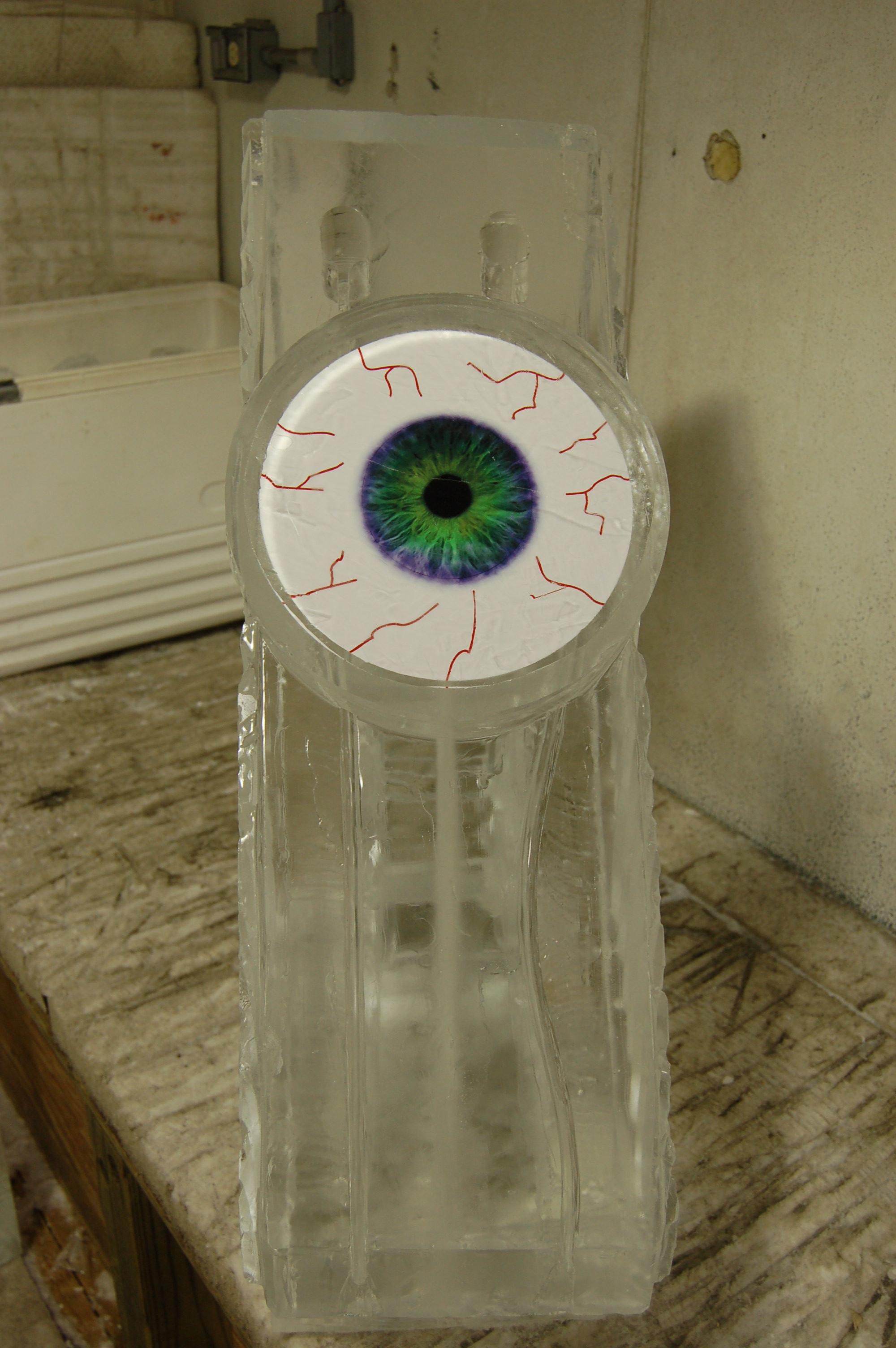 Eye Ball Luge