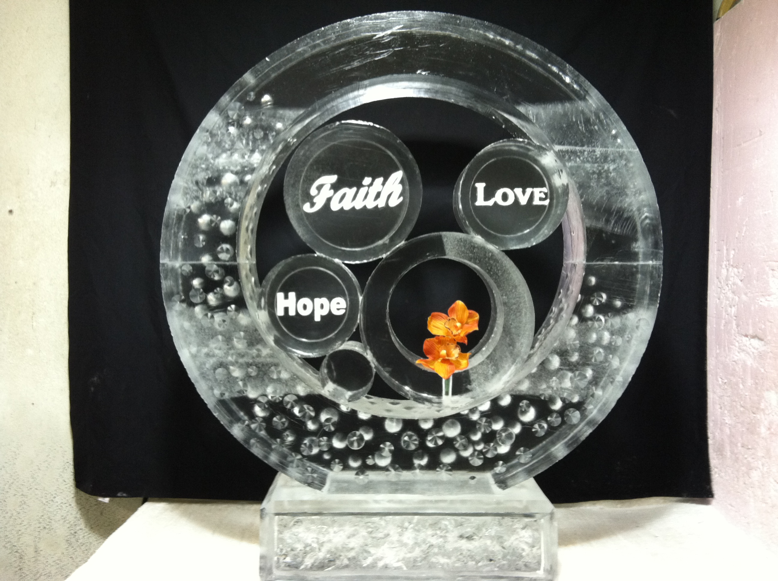 Cirlce of Faith, Hope, & Love